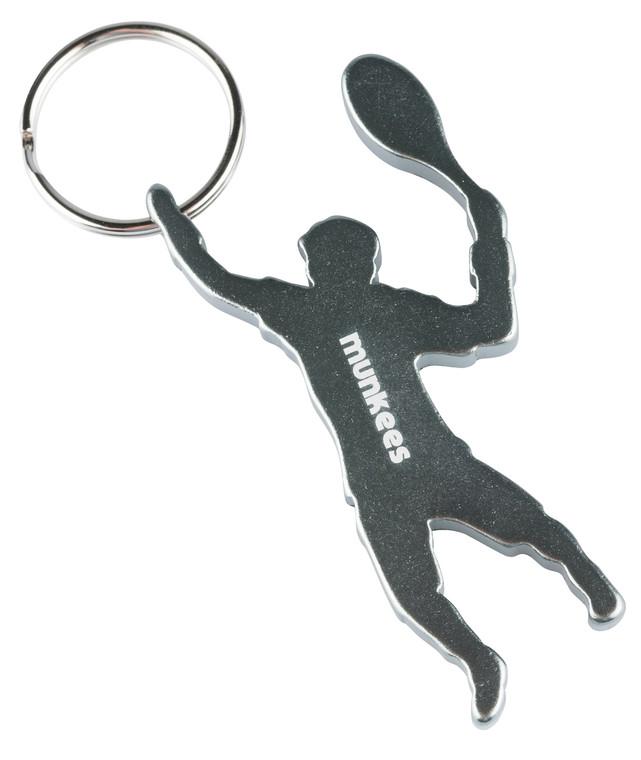 Bottle Opener Tennis Player