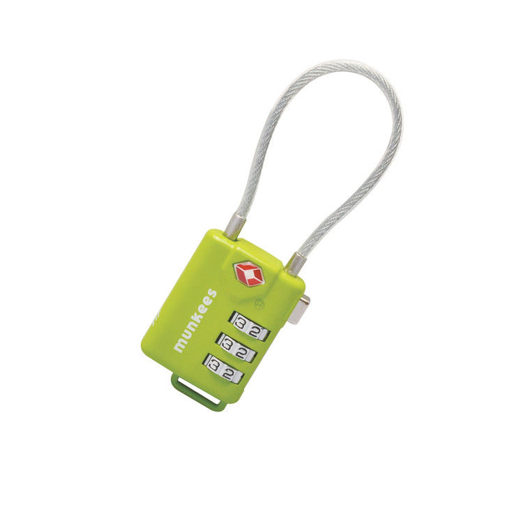 Cable Combination Lock