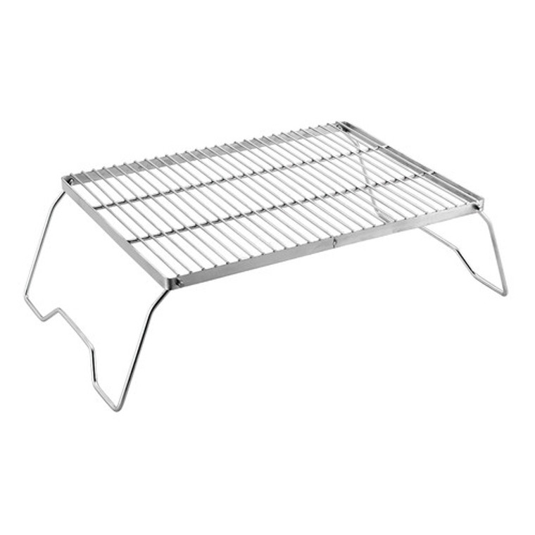 AceCamp BBQ Grill Stand Stainless Steel