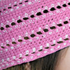 KUF57  - Pink & White