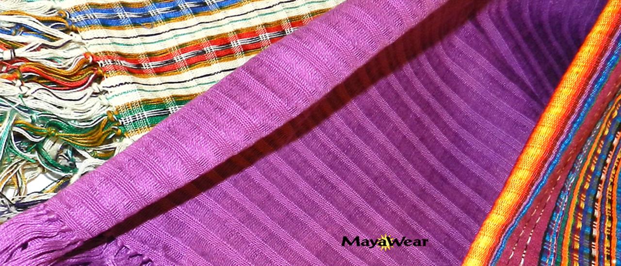 Handwove Scarves