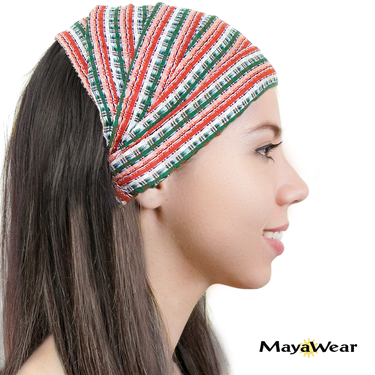 "BAND152 ""Candy"" - Hand Woven. Made in Guatemala. https://www.mayawear.com"