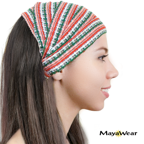 "BAND152 ""Candy"" - Hand Woven. Made in Guatemala. https://www.mayawear.com"