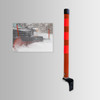 """High Visibility Snow Plow Marker 1"""" x 2'"""