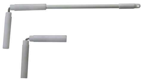 Conduit Swivel Socket 90 Degree Arm