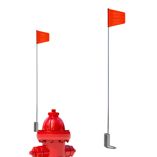 ALL STEEL Hydrant Marker - 53""