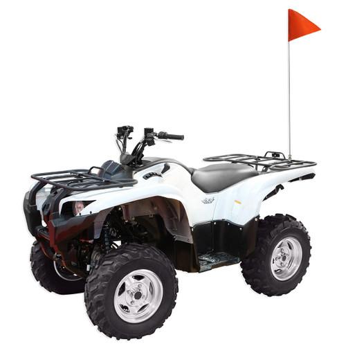 "Trail Blazer Safety Flag 1/4"" x 4'"