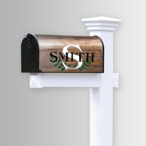 Mailbox Wrap