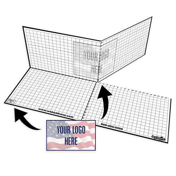 Folding Root Board + Custom Decal