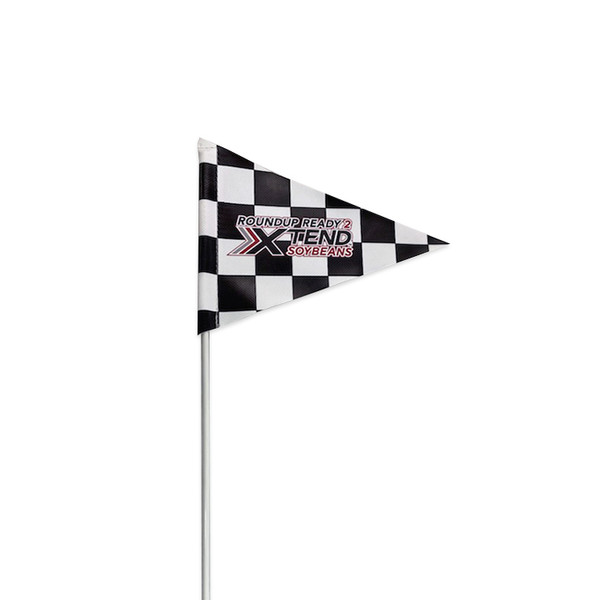 """CLEARANCE Tile and Field Marker with Flag 1/4"""" x 5'"""