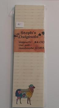 Magnetic Herding Listpads