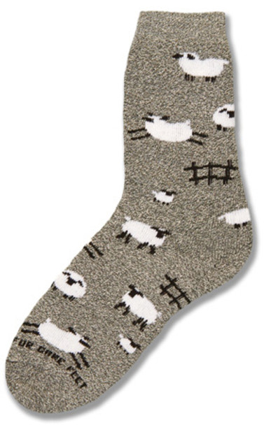 USA made sheep socks