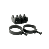 Magpul Light Mount V-Block and Rings (MAG614-BLK)