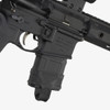 Magpul Magazine Pull AR-15 Polymer Mag Assist – 3 Pack (MAG001) attached to a PMAG