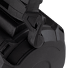 Magpul PMAG D-50 Drum Ratcheting loading lever makes loading the D-50 easy