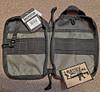 Maxpedition E.D.C. Pocket Organizer - Black  SKU 0246B Inside