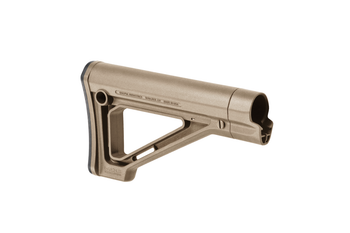 Magpul MOE Fixed Carbine Stock – Mil-Spec Model