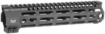 Midwest Industries G3 M-Series One Piece Free Float Handguard, M-LOK™ MI-G3M9