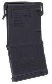 Magpul PMAG 20 AR/M4 GEN M3 5.56X45 MAGAZINE (MAG560-BLK) with dust cover