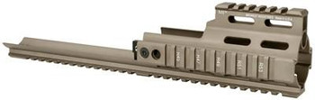 Midwest Industries SCAR Rail Extension - MI-S1617