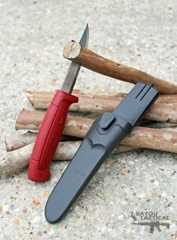 Morakniv - Mora Basic 511 Carbon Steel Fixed Blade Knife