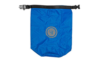 UST - Ultimate Survival Technologies, Safe & Dry Bags, Blue. Keep your camping and backpacking gear safe from the elements with the UST Safe & Dry Bag, This water-resistant bag keeps valuables safe from moisture, making it ideal for outdoor water activities, hunting trips, and more. The top closure provides a tight seal every time, and it also features a buckle with integrated whistle for emergencies and D-ring for hanging extra gear or securing the bag. The Safe & Dry Bag also includes a high visibility reflective logo for locating it in the dark.