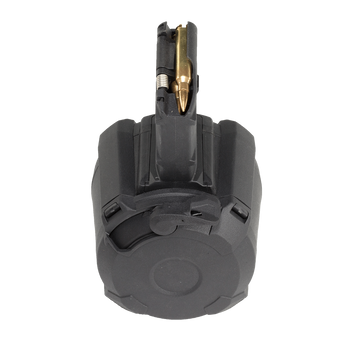 Magpul PMAG D-60 Drum AR M4 5.56x45 MAG576-BLK Back
