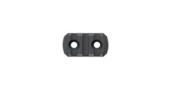 Magpul 3 Slot Polymer MLOK Rail