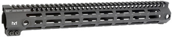 Midwest Industries G3 M-Series One Piece Free Float Handguard, M-LOK™ MI-G3M15
