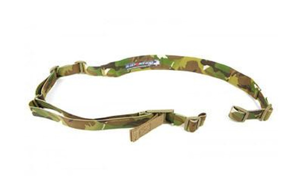 Blue Force Gear, Sling 2-Point Padded Combat Sling TriGlide instead of Loop Lock VCAS-200-OA