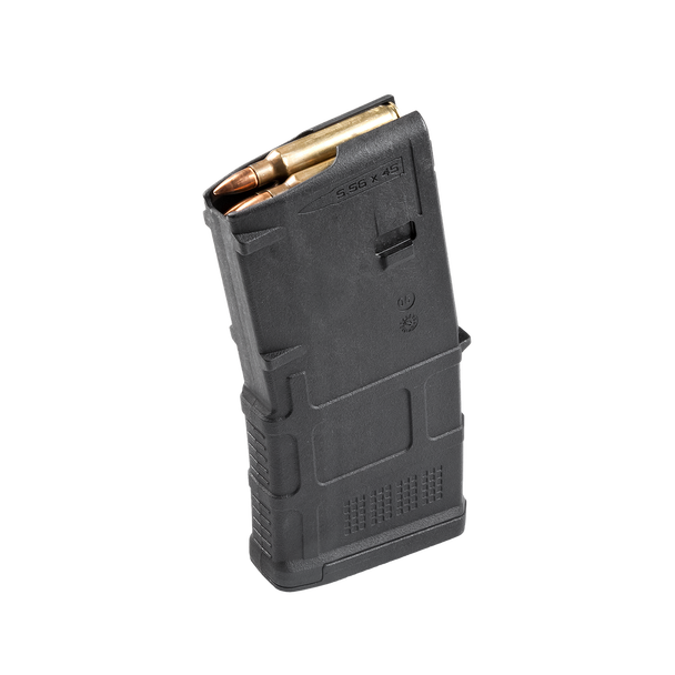 Magpul PMAG 20 AR/M4 GEN M3 5.56X45 MAGAZINE (MAG560-BLK)