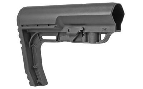 Mission First Tactical, Battlelink Stock, 6-Position, Commercial, Minimalist, M4 Collapsible Stock BMS