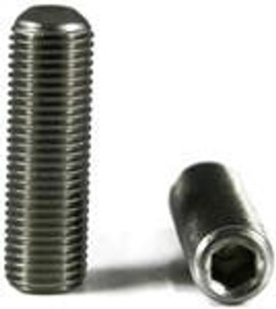 """Socket Set Screw Stainless Steel 4-40 x 3/8"""" Set Screw 12 pack"""
