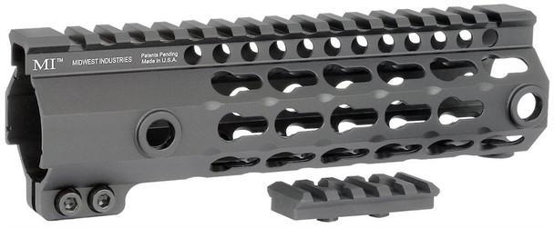 Midwest Industries G3 K-Series One Piece Free Float KeyMod Handguard, 7.25 Inch Carbine MI-G3K7