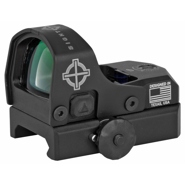 Sightmark Mini Shot M-Spec LDQ Reflex Sight - SM26043-LQD