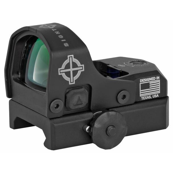 Sightmark Mini Shot M-Spec LDQ Reflex Sight - SM26043-LQD