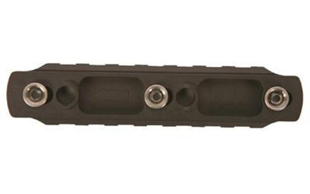 "Bravo Co KeyMod Aluminum 4"" Rail Section"