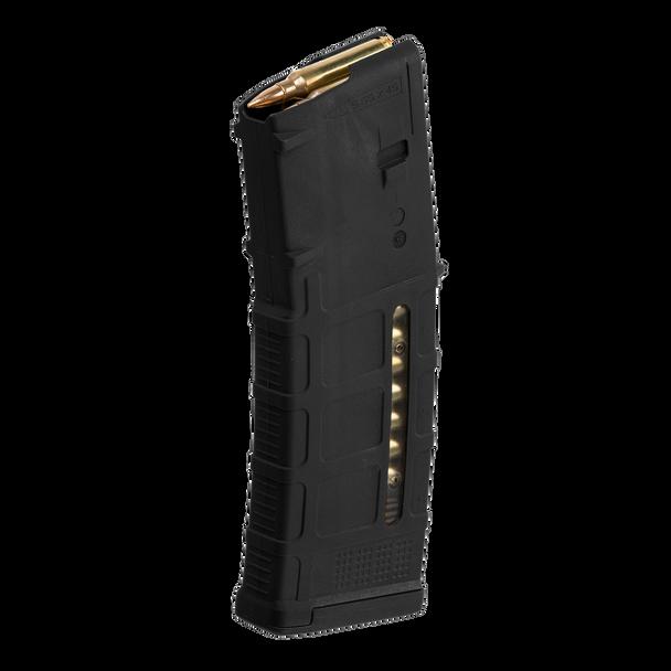Magpul PMAG 30 AR/M4 GEN M3 Window 5.56×45 Magazine - black