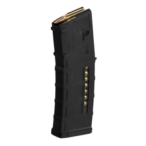 Magpul PMAG 30 AR/M4 GEN M3 Window 5.56×45 Magazine - black