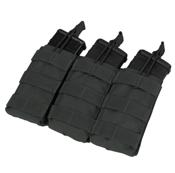 Condor Triple Open-Top M4 Mag Pouch