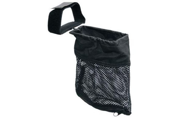 UTG AR15 Mesh Trap Shell Catcher Zippered for Quick Unload PVC-SHL16