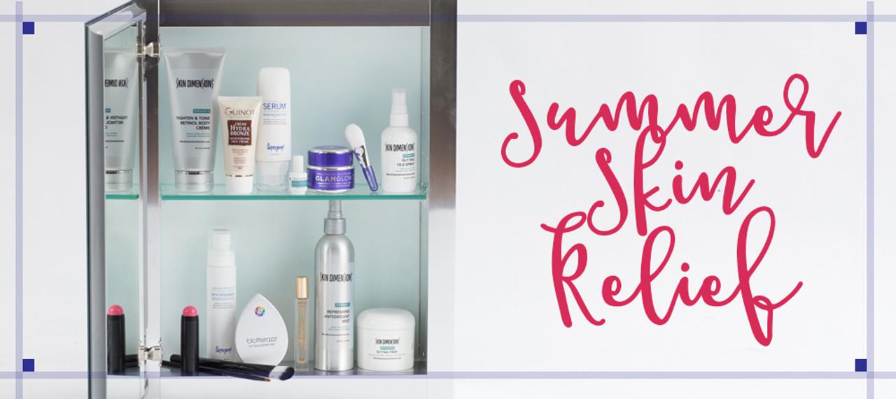 Summer Skin Relief
