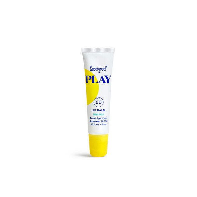 Supergoop! PLAY Lip Balm SPF 30 with Mint