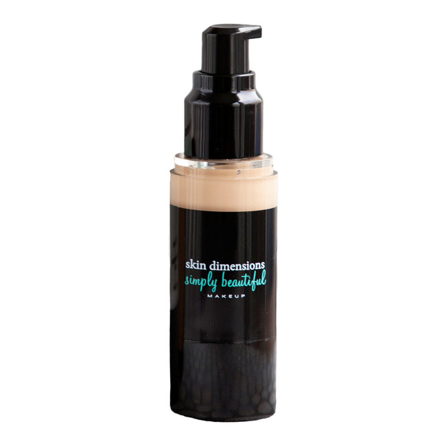 Simply Beautiful Simply Luminous Foundation