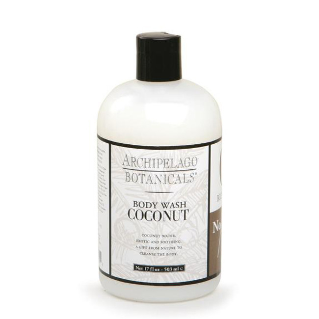 Archipelago Botanicals Coconut Body Wash