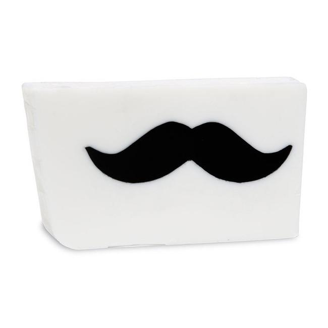 Primal Elements Bar Soap Mustache