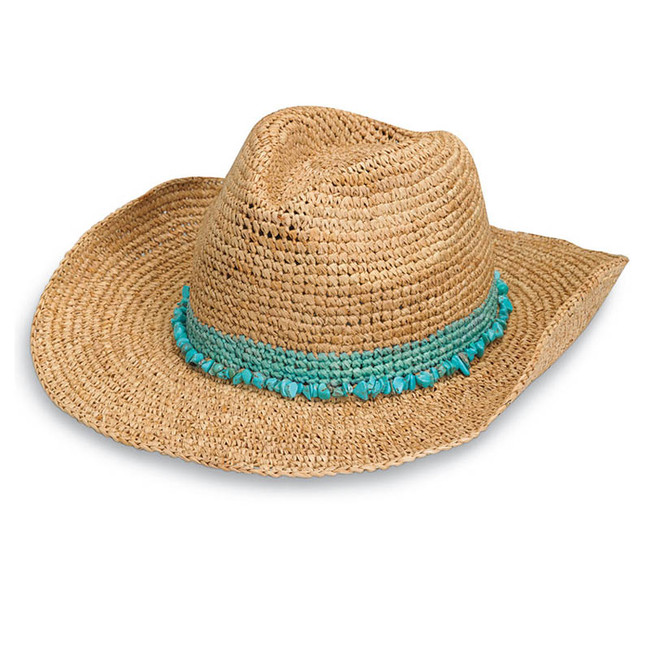 Wallaroo Hat Womens Tahiti Cowboy