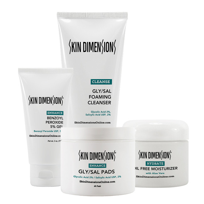 Skin Dimensions Acne Control Kit