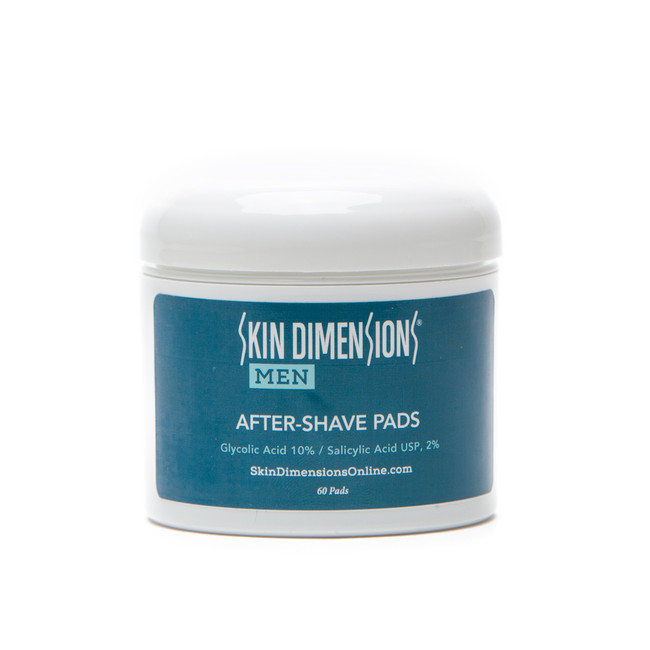 In My New Skin Mens After Shave Pads