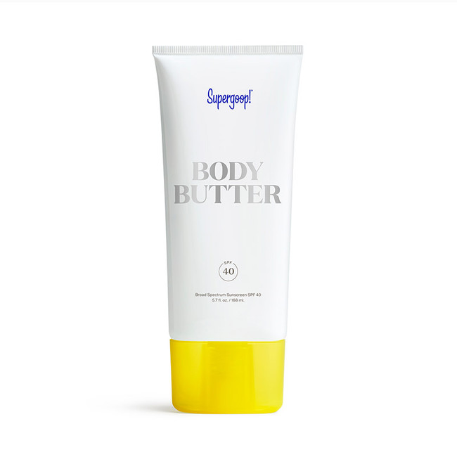Supergoop Body Butter